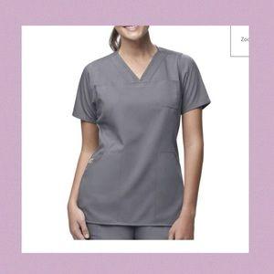 Carhartt Flex Women's Solid V-Neck Scrub -C11102